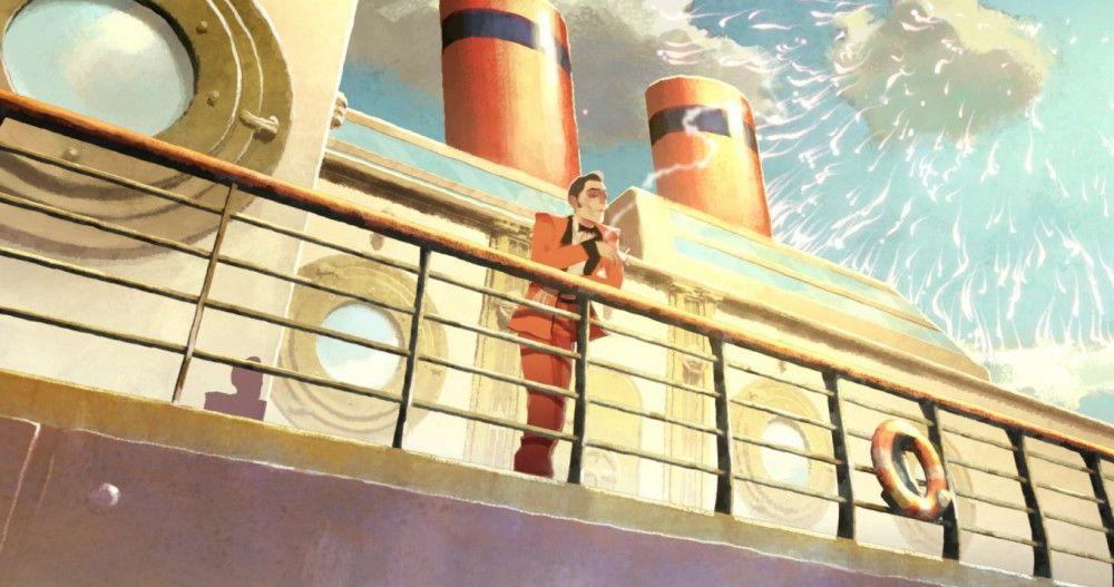 Kurz vor Mias 18. Geburtstag tauchen ein bösartiger Kollege ihres Vaters und sein Bodyguard auf dem Schiff auf.