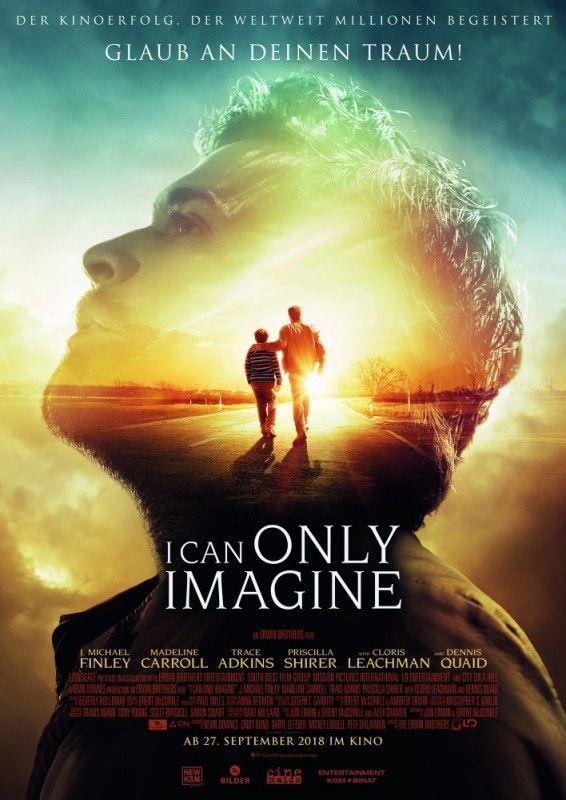 """Das Drama """"I Can Only Imagine"""" erzählt die Geschichte eines Songs."""