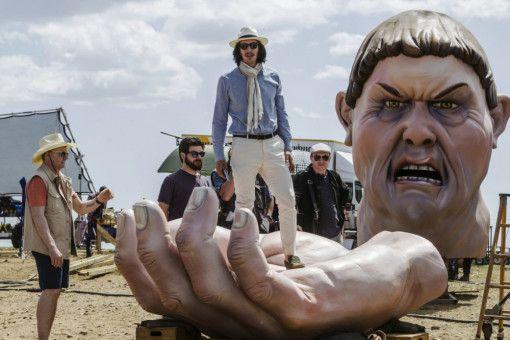 In Spanien will Toby (Adam Driver) einen neuen Werbefilm drehen.