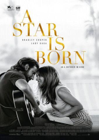 """Lady Gaga und Bradley Cooper können in seinem Regiedebüt """"A Star is Born"""" mehr als überzeugen."""