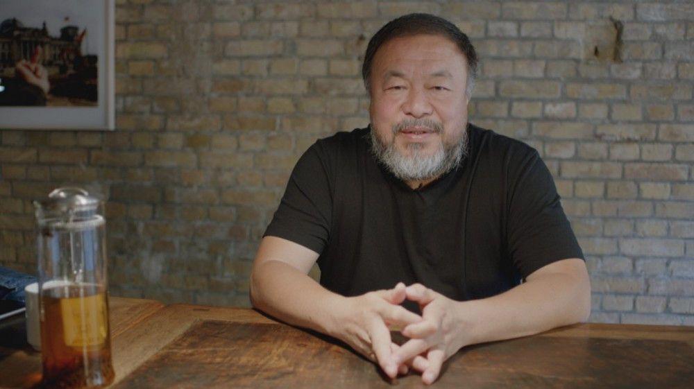 Vaske fragte 50 prominente Köpfe, woher ihre Kreativität kommt, darunter der Künstler Ai Weiwei (Bild).