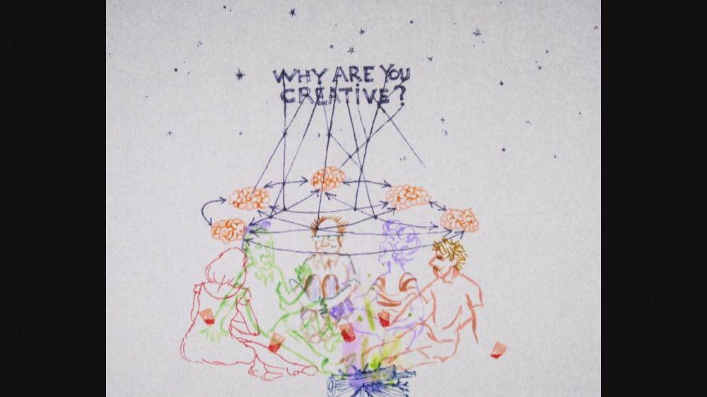 "Motiv aus ""Why Are We Creative"""