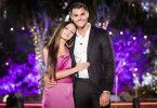 """Tracy und Marcellino sind das """"Love Island""""-Paar der zweiten Staffel. Die beiden sicherten sich den Gewinn von 50.000 Euro. Sehen Sie im Folgenden alle Kandidaten, die 2028 an der Datingshow von RTL II teilgenommen haben."""