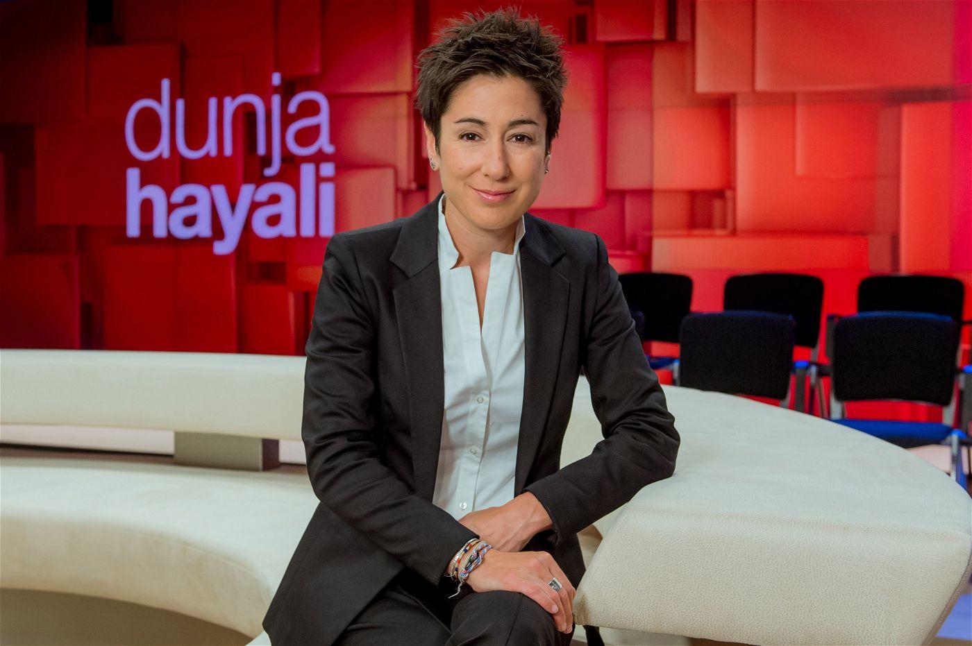 Die Talkshow von Dunja Hayali wird im Sommer ausgestrahlt.