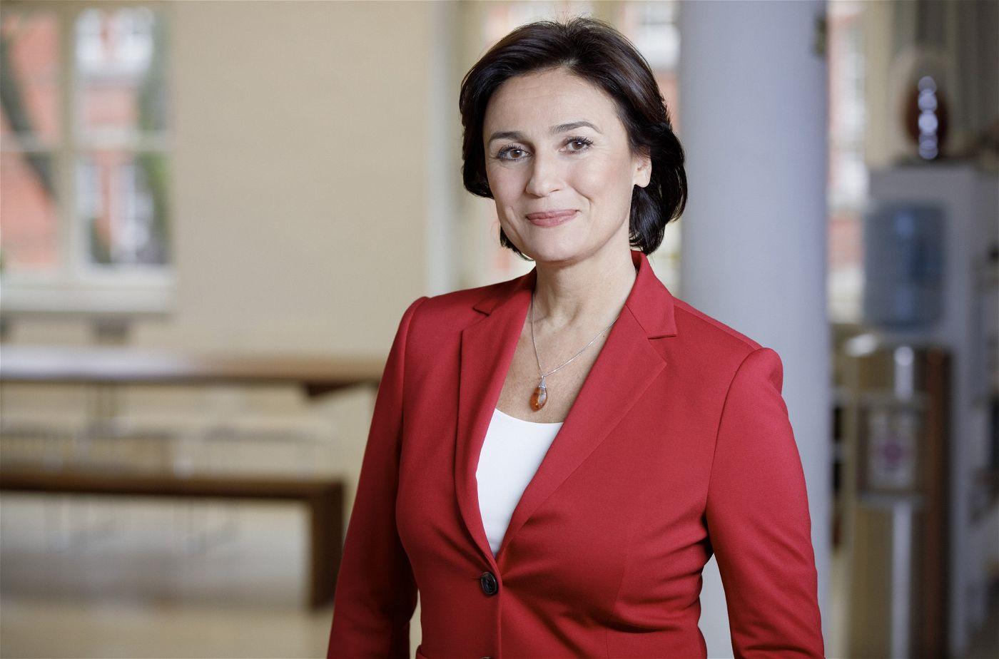 Sandra Maischberger empfängt im Regelfall mittwochs Gäste zum Talk.