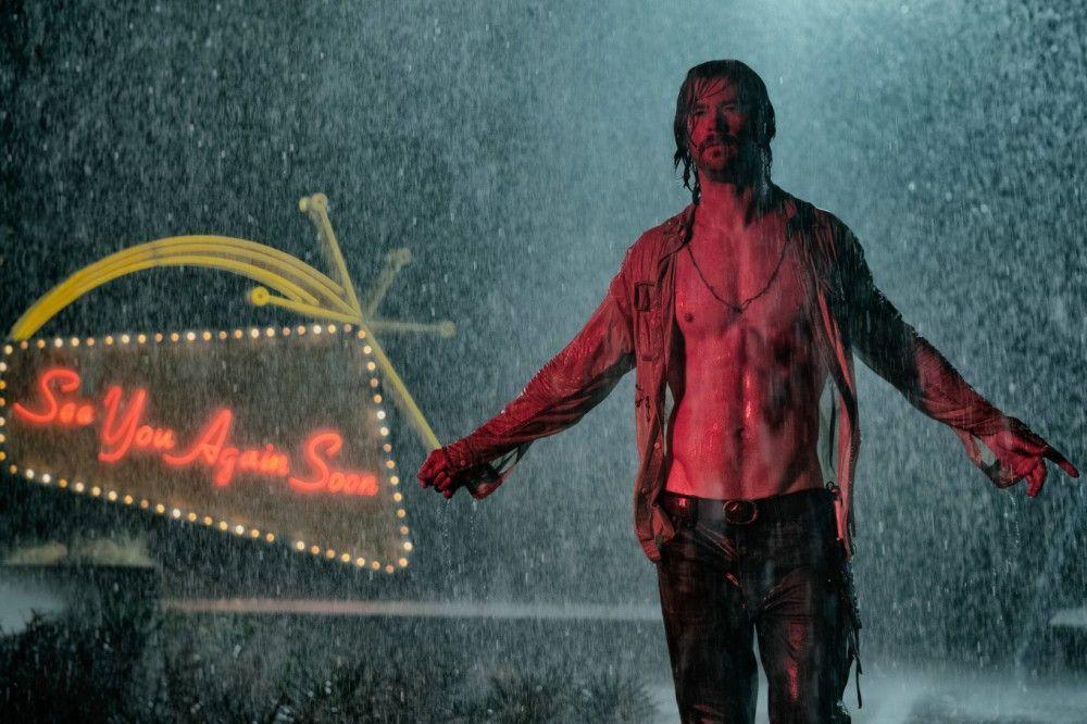 Neben Chris Hemsworth (Bild) hat Regisseur Drew Goddard diverse namhafte Stars versammelt: Jeff Bridges, Jon Hamm und Dakota Johnson geben sich die Ehre.