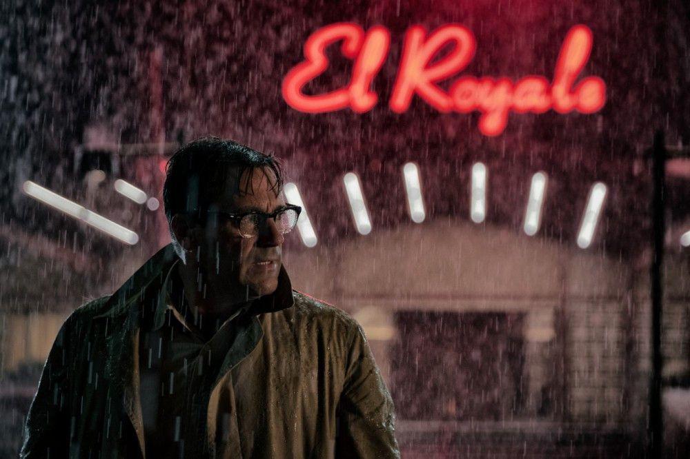 "Motiv aus ""Bad Times at the El Royale"""
