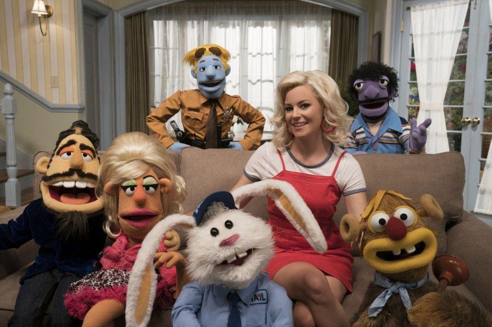 Ein Bild aus erfolgreichen Zeiten: Jenny (Elizabeth Banks) im Kreise der Happytime Gang.