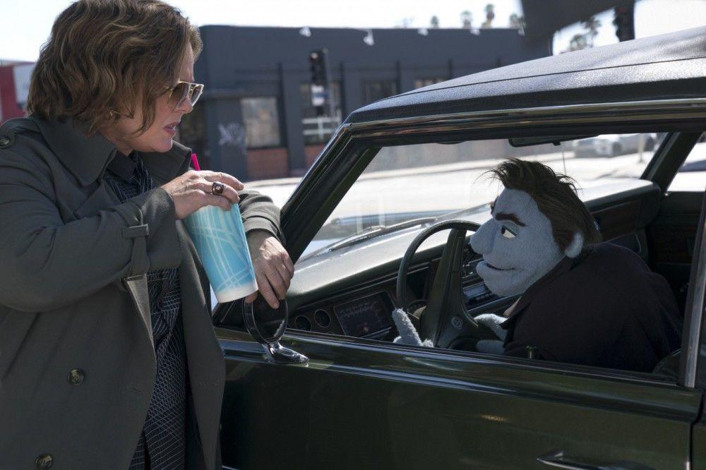 Connie (Melissa McCarthy) und Phil waren früher einmal Partner - bevor Phil bei einem Einsatz gepatzt hat.