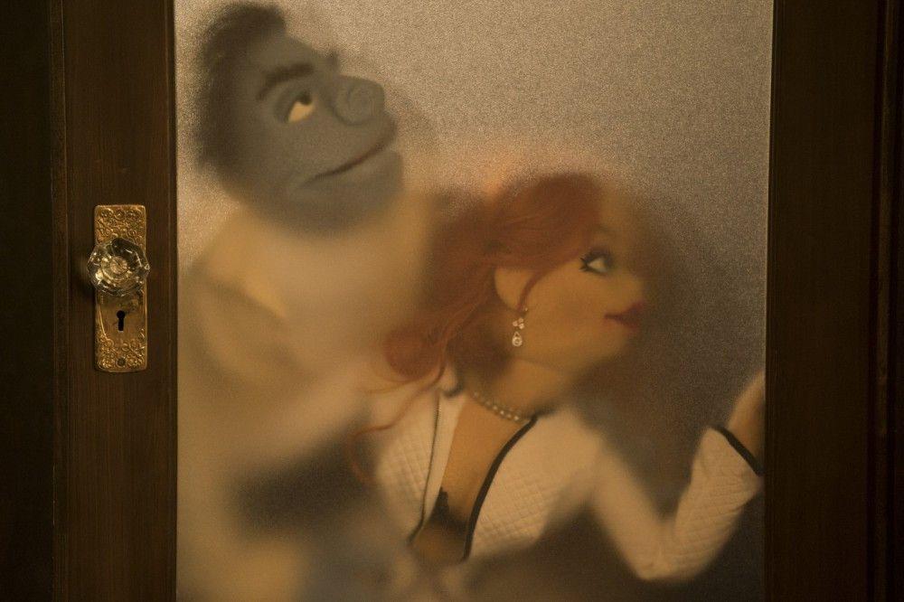 Sandra verführt Phil.