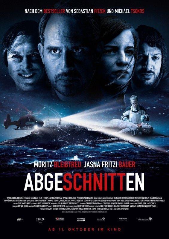 """""""Abgeschnitten"""" ist die Verfilmung des gleichnamigen Bestsellers von Sebastian Fitzek und Michael Tsokos."""
