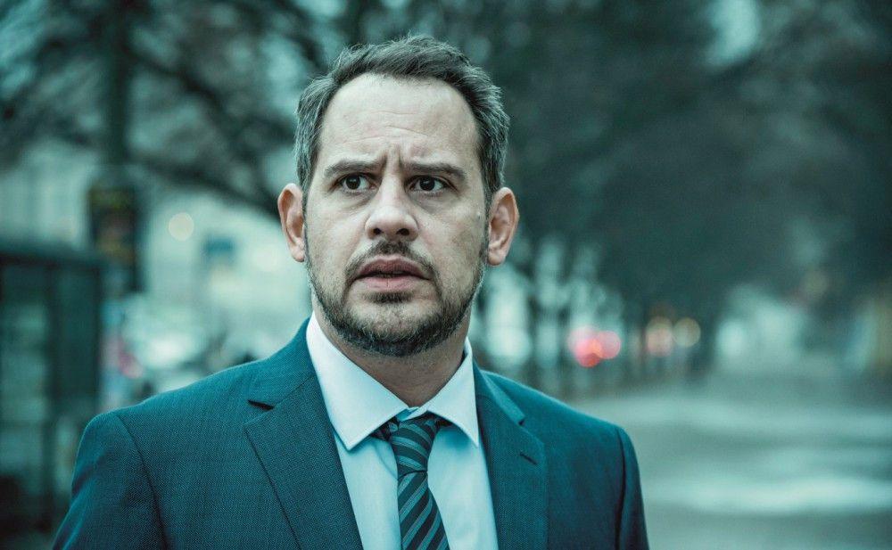 Paul Herzfeld (Moritz Bleibtreu) steht unter Zeitdruck.