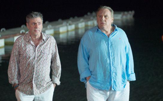 Daniel (Daniel Auteuil, links) und Patrick (Gérard Depardieu) sind alte Freunde und treffen sich zufällig wieder.