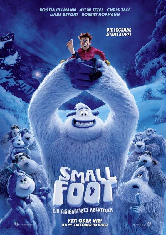 """""""Smallfoot"""" ist ein charmantes Abenteuer über Yetis und andere Zweibeiner."""