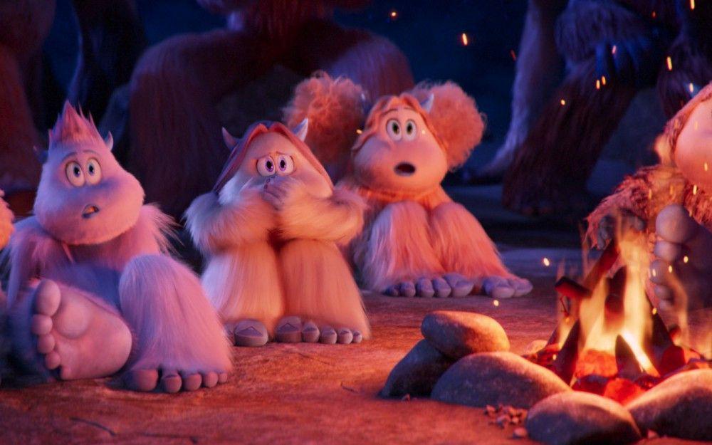 """Motiv aus """"Smallfoot - Ein Eisigartiges Abenteuer"""""""
