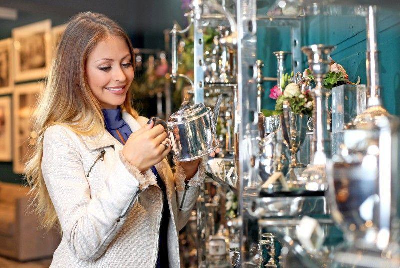 Bei Deutschlands größter Erlebnis- und Einkaufsmesse, der Infa in Hannover, präsentieren sich fast 150 Firmen aus 40 Nationen.