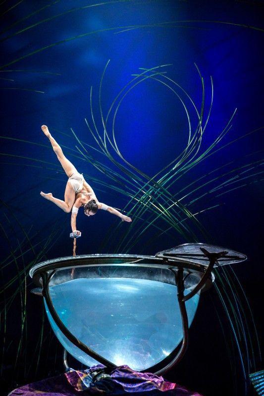 Der Cirque du Soleil macht Station in Köln und Oberhausen.