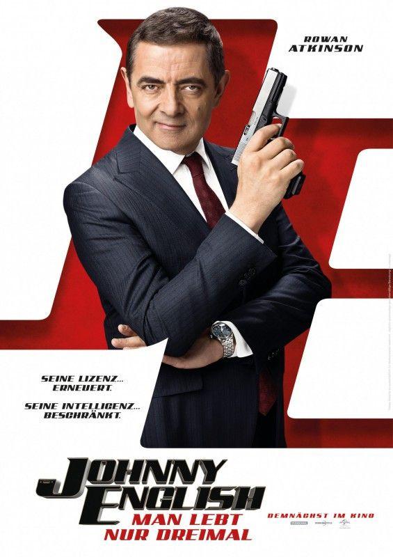 Zum dritten Mal gibt Rowan Atkinson den tollpatschigen Agenten Johnny English. Wahrscheinlich war er nie besser.