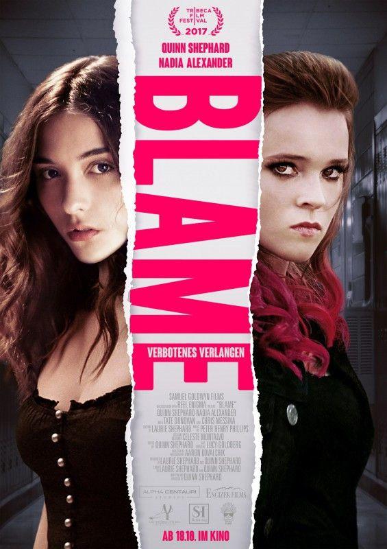 """Die blutjunge Regisseurin Quinn Shephard schuf mit """"Blame - Verbotenes Verlangen"""" ein ungewöhnlich intensives Teenager-Drama."""