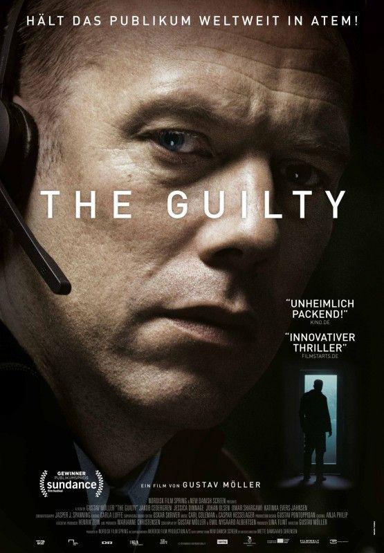 """Hochspannend und nervenaufreibend ist der dänische Kammerspielthriller """"The Guilty""""."""