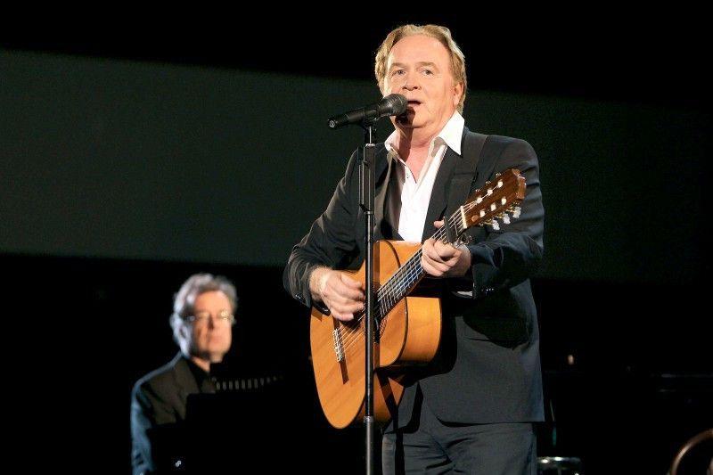 Geht auch auf Tour: Klaus Hoffmann spielt ab November sein neues Album.
