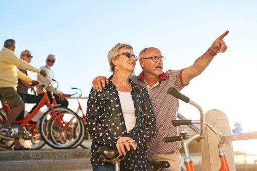 Gutes Gefühl: Wer seine Gesundheit auch unterwegs in guten Händen weiß, kann den Urlaub von Anfang an in vollen Zügen genießen.