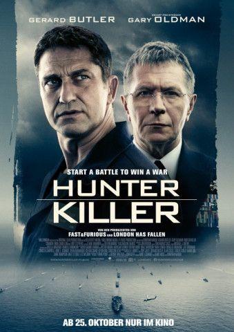 """Jede Menge Action und klassische Feindbilder hält der Thriller """"Hunter Killer"""" bereit."""