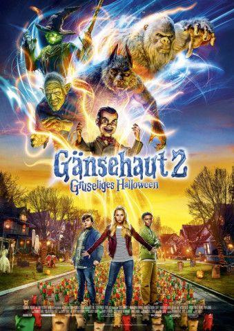 """Familienfreundliches Schauern gibt es in """"Gänsehaut 2: Gruseliges Halloween""""."""