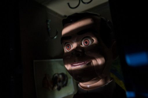 "Motiv aus ""Gänsehaut 2: Gruseliges Halloween"""