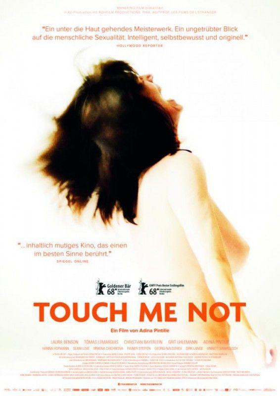"""Das kontroverse Drama """"Touch Me Not"""" wurde bei der Berlinale mit dem Goldenen Bären ausgezeichnet."""