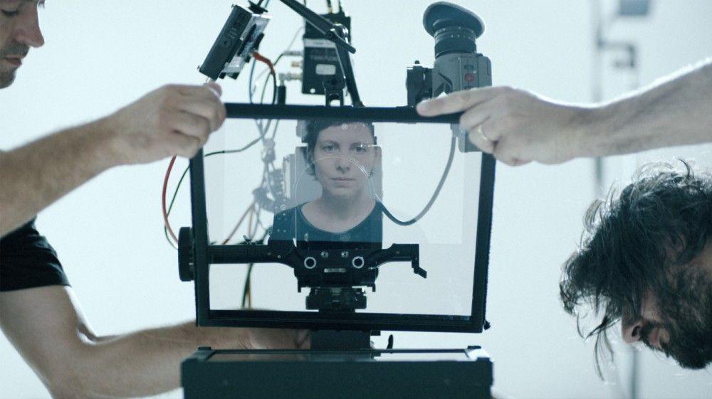 Regisseurin Adina Pintilie verlässt immer wieder ihre Beobachterposition hinter der Kamera.
