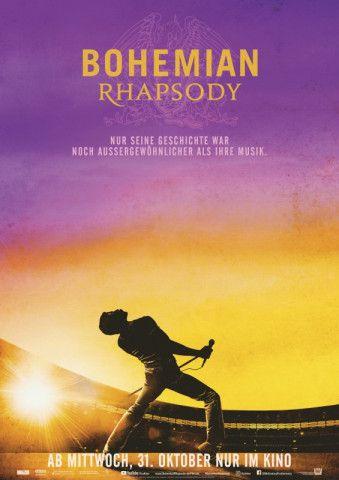 27 Jahre nach seinem Tod bekommt Freddie Mercury ein filmisches Denkmal gesetzt.