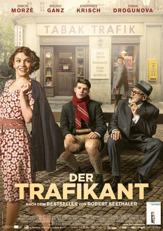 """17 Jahre und ziemlich unschuldig: """"Der Trafikant"""" muss im Wien kurz vor dem Nazi-Einmarsch ziemlich schnell erwachsen werden. Ob ihm Sigmund Freud dabei helfen kann?"""