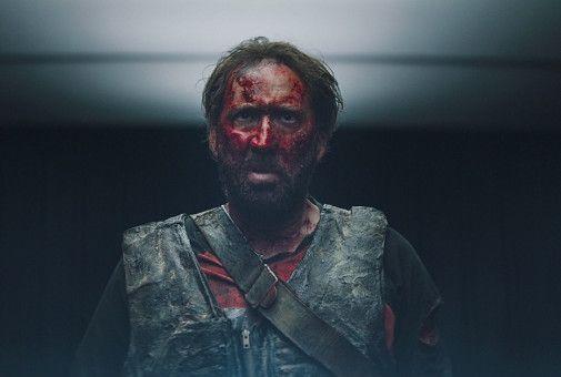 Red (Nicolas Cage) nimmt Rache für den Tod seiner Frau Mandy.