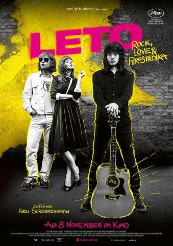 """""""Leto"""" ist ein wilder Ritt durch die Rockszene der Sowjetunion - anarchisch, aufregend und poetisch."""