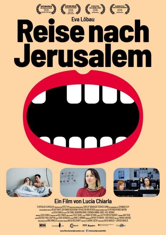 """Brillant grimmiges Frauenporträt aus der Welt der Arbeitssuchenden: """"Reise nach Jerusalem"""" mit """"Tatort""""-Kommissarin Eva Löbau"""
