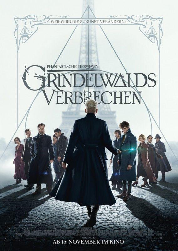 """Fans können es kaum erwarten: Endlich findet """"Phantastische Tierwesen: Grindelwalds Verbrechen"""" den Weg in die Kinos."""
