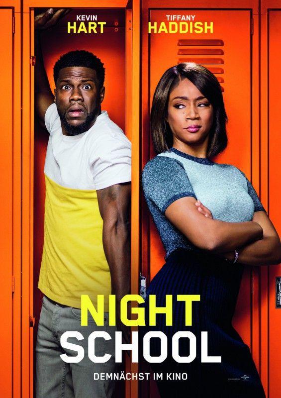 """In der Komödie """"Night School"""" muss Kevin Hart als Erwachsener noch einmal die Schulbank drücken."""