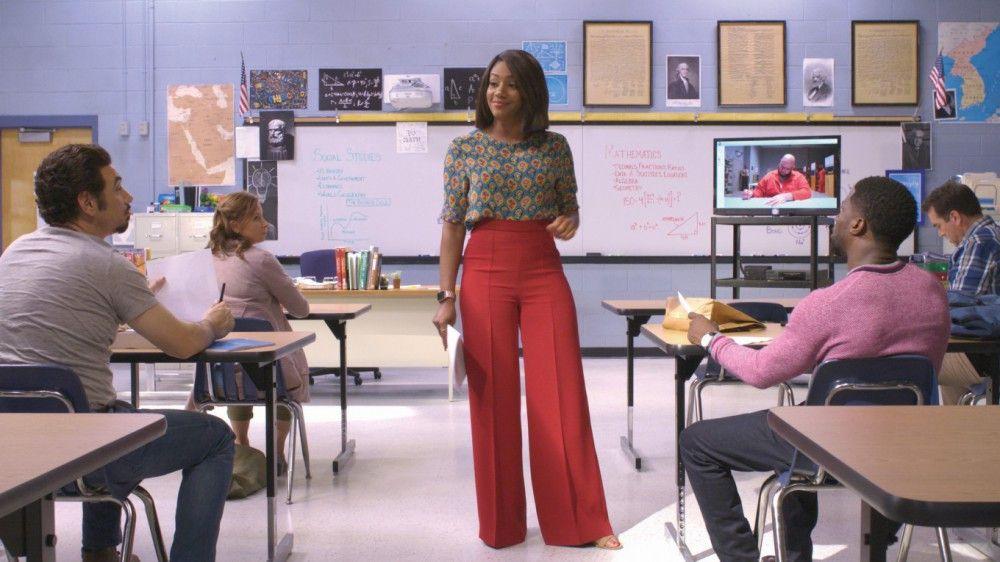 Lehrerin Carrie (Tiffany Haddish) will ihren Schülern zum Abschluss verhelfen.