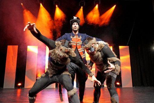 """""""Der Nussknacker – Klassik trifft Breakdance"""" ist eine moderne Adaption des Märchens von Peter Tschaikowsky."""