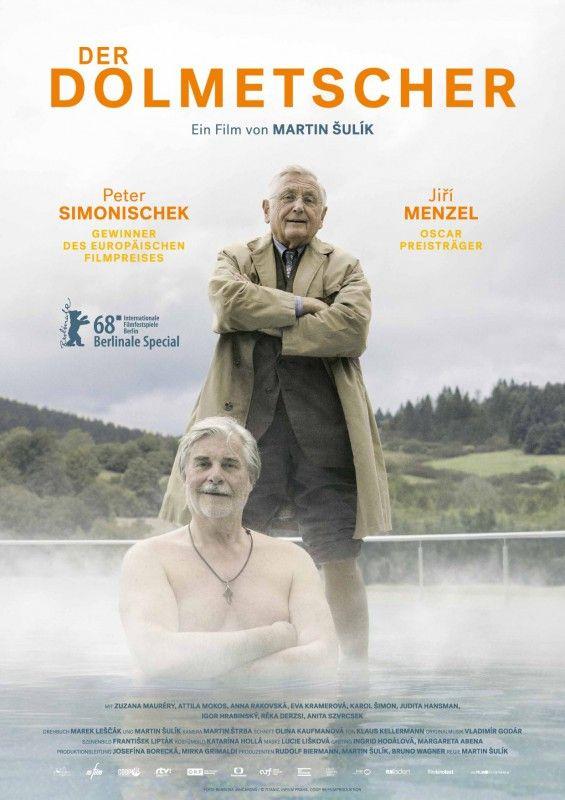 """""""Der Dolmetscher"""" ist ein Roadmovie über zwei alte Männer, die durch die Geschichte verbunden sind."""
