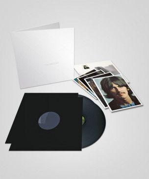 Das Weiße Album der Beatles.