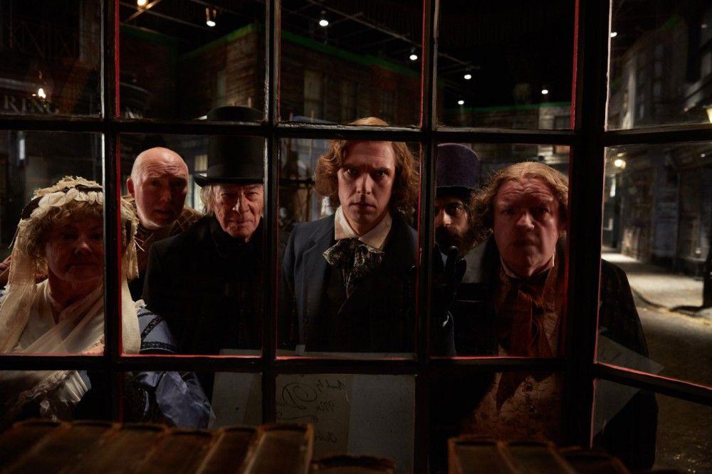 """Motiv aus """"Charles Dickens: Der Mann, der Weihnachten erfand"""""""
