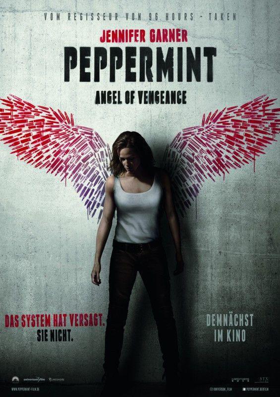 "Jennifer Garner geht in ""Peppermint - Angel of Vengeance"" auf Rachefeldzug."