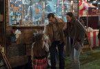 Ein Bild aus glücklichen Zeiten: Riley (Jennifer Garner) mit ihrem Mann (Jeff Hephner) und ihre Tochter (Cailey Fleming).