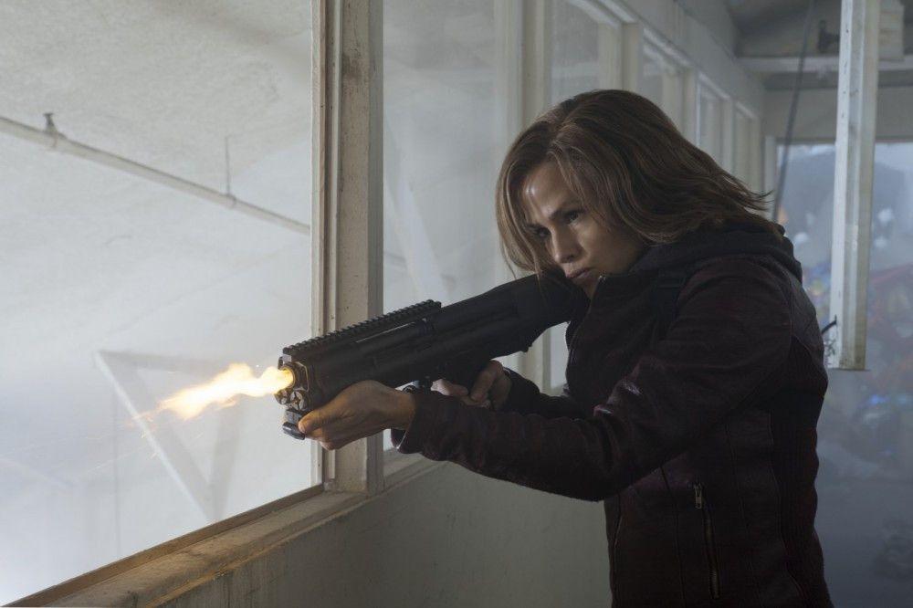 Riley (Jennifer Garner) will die Mörder ihres Mannes und ihrer Tochter zur Rechenschaft ziehen.