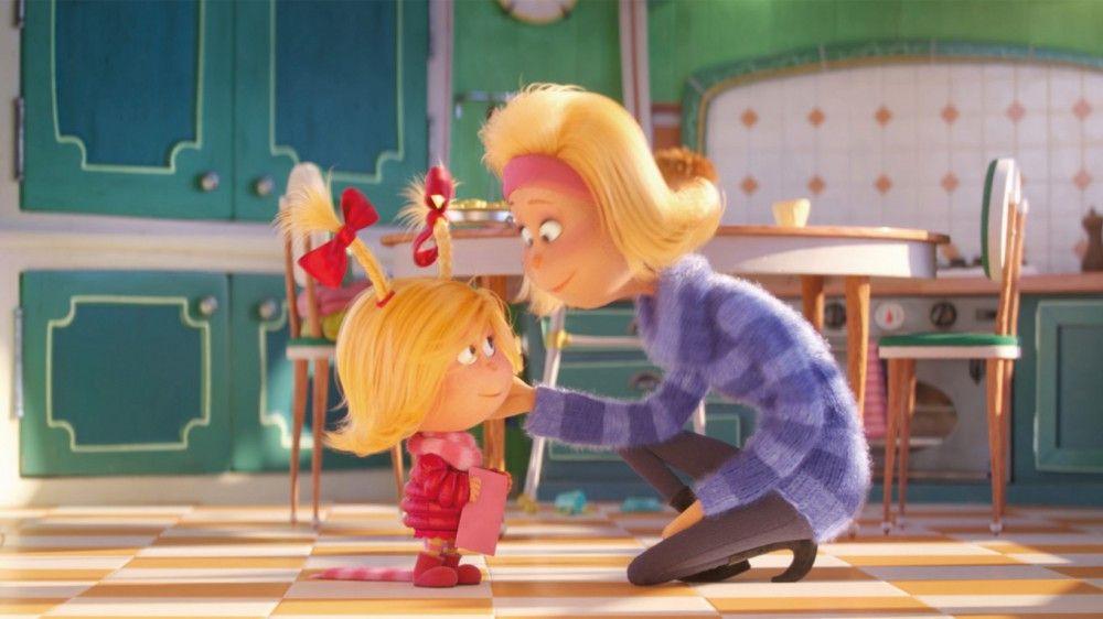 Cindy-Lou (links) wünscht sich zu Weihnachten ganz selbstlos etwas für ihre Mutter.