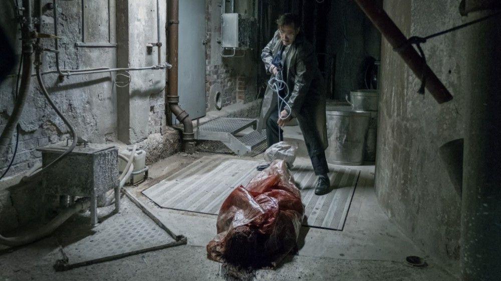 Jack (Matt Dillon) geht mit seinen Opfern nicht zimperlich um, und Lars von Trier hat keine Lust, das nicht zu zeigen.