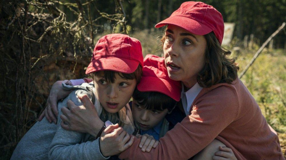 Machen Sie sich keine Hoffnung: Wer Jack begegnet, überlebt in der Regel nicht. Auch nicht eine Mutter (Sofie Gråbøl) mit ihren Kindern.