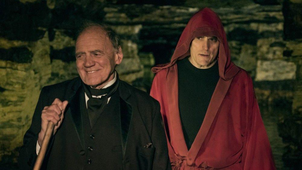 Verve (Bruno Ganz) führt Jack (Matt Dillon) Schritt für Schritt Richtung Hölle.
